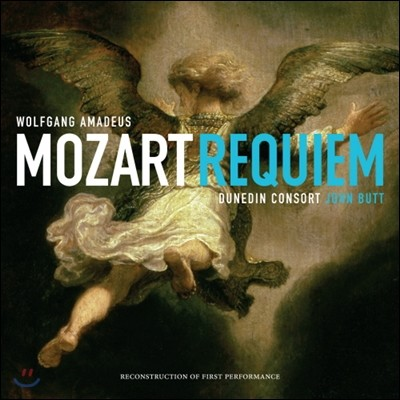 John Butt 모차르트: 레퀴엠 [1793년 초연 복원] (Mozart: Requiem in D Minor, K. 626)