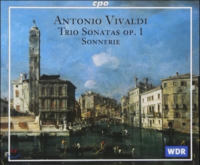 Trio Sonnerie 비발디: 트리오 소나타 (Vivaldi : Trio Sonatas Op.1)