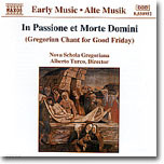 Nova Schola Gregoriana 그레고리안 성가 (In Passione et Morte Domini - Gregorian Chant for Good Friday)