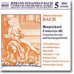 Robert Hill / Robert Shaw 바흐: 하프시코드 협주곡 3집 (Bach, J.S.: Harpsichord Concertos, Vol. 3)