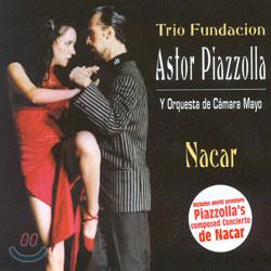 Trio Fundacion Astor Piazzolla - Nacar