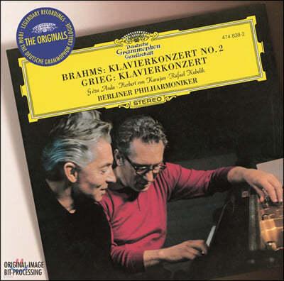 Geza Anda  브람스 / 그리그: 피아노 협주곡 (Brahms / Grieg: Piano Concertos)