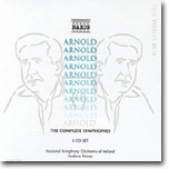 Arnold : The Complete Symphonies : Andrew PennyㆍNational Symphony Orchestra of Ireland