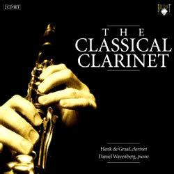 Henk de Graaf 클라리넷 작품 모음집 (The Classical Clarinet)