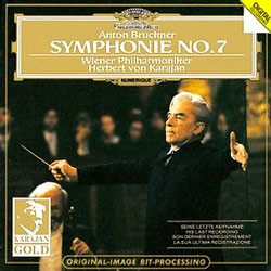 Herbert Von Karajan 브루크너 : 교향곡 7번 (Bruckner : Symphony No.7) 헤르베르트 폰 카라얀
