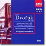 Dvorak : Symphonies Nos.8 & 9 : Wolfgang Sawallisch