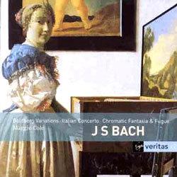 Bach : Goldberg VariationsㆍKeyboard Works : Maggie Cole
