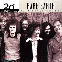 Rare Earth - The Best of Rare Earth: 20th Century Masters The Millennium Collection