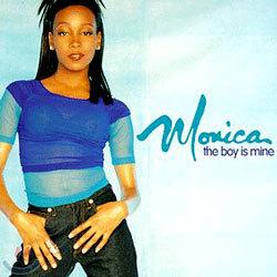 Monica - The Boy Is Mine (BMG 플래티넘 콜렉션)