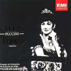 Puccini : Tosca (Extraits) : CallasㆍDe Sabata
