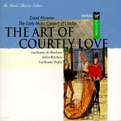 The Art Of Courtly Love : David MunrowㆍThe Early Music Consort of London