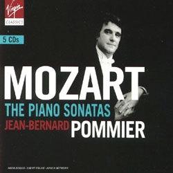 Mozart : The Piano Sonata : Jean-Bernard Pommier