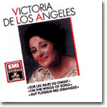 Victoria De Los Angeles - On Wings Of Song (Auf Flugeln Des Gesanges)