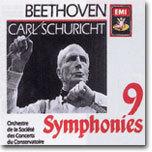 Beethoven : Symphonies 9 : Carl Schuricht