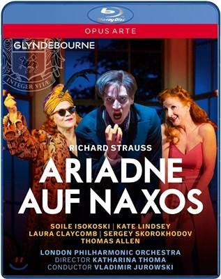 Vladimir Jurowski 슈트라우스: 낙소스 섬의 아리아드네 (Strauss, R: Ariadne auf Naxos)