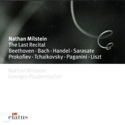 Nathan Milstein 나단 밀스타인 마지막 리사이틀 (Last Recital)