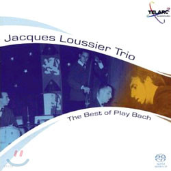 Jacques Loussier Trio 바흐 연주 모음집 (The Best Of Play Bach)