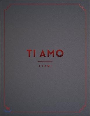 동방신기 (TVXQ!) TI AMO TVXQ! 화보집