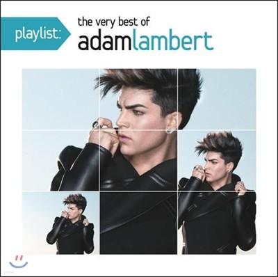 Adam Lambert - Playlist: The Very Best Of Adam Lambert