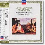 Monteverdi : Madrigal : Consort of MusickeㆍAnthony Rooley