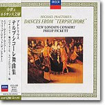 Praetorius : Dance From 'Terpsichore' : New London ConsortㆍPhilip Pickett