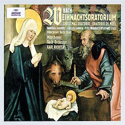 Karl Richter 바흐: 크리스마스 오라토리오 (Bach: Christmas Oratorio)