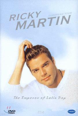 Ricky Martin - European Tour dts
