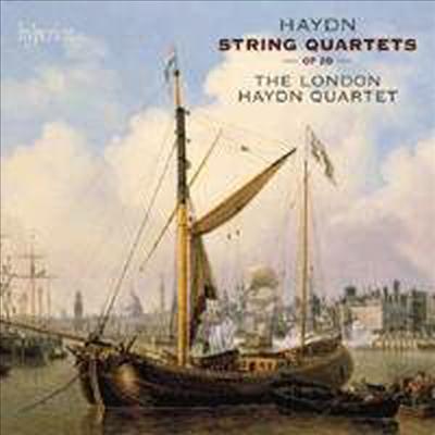 하이든 : 현악 4중주 Op.20 (Haydn : String Quartets, Op.20, performed from the Artaria edition published in Vienna in 1801) (2 for 1) - London Haydn Quartet