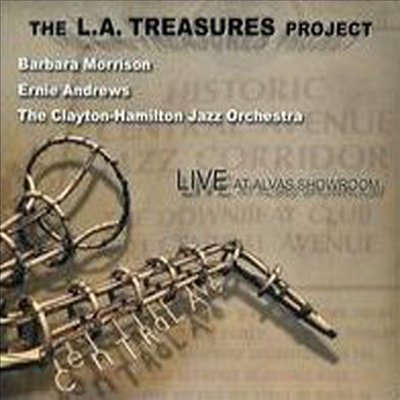 Clayton-Hamilton Jazz Orchestra - L.A. Treasures Project: Live At Alvas Showroom