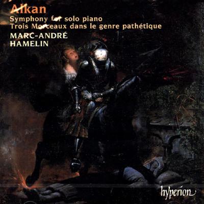 Marc-Andre Hamelin 알캉: 독주 피아노를 위한 교향곡 (Alkan: Symphony for Solo Piano) 마크 앙드레 아믈랭