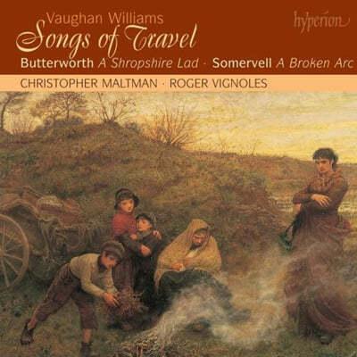 본 윌리엄스 : 여행의 노래 / 버터워즈 : 젊은이의 노래