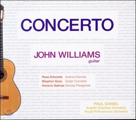 에드워즈 : 아라푸라의 춤, 고스 : 기타 협주곡, 실라나스 : 여행지의 춤 - 존 윌리암스