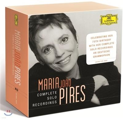 마리아 주앙 피레스 DG 솔로 녹음 전곡집 (Maria Joao Pires Complete DG Solo Recordings)
