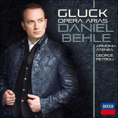 글룩 : 오페라 아리아 - 다니엘 베흘, 아르모니아 에테르나, 게오르그 페트로우