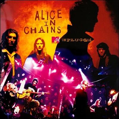 Alice In Chains (앨리스 인 체인스) - MTV Unplugged [2LP]
