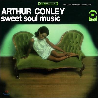 Arthur Conley (아서 콘리) - Sweet Soul Music [LP]