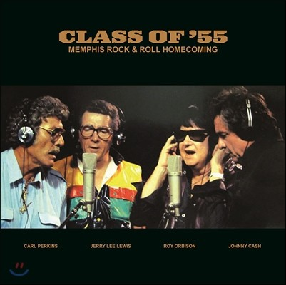 Carl Perkins, Jerry Lee Lewis, Roy Orbison, Johnny Cash - Class of 55: Memphis Rock & Roll Homecoming