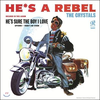 Crystals - He's A Rebel