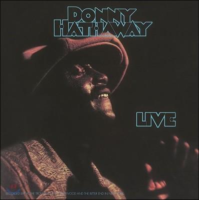 Donny Hathaway - Live [LP]