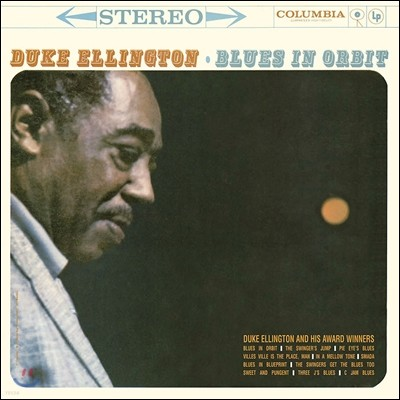 Duke Ellington (듀크 엘링턴) - Blues In Orbit [180g LP]