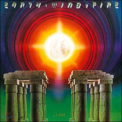 Earth, Wind & Fire - I Am 어스 윈드 앤 파이어 9집 [LP]