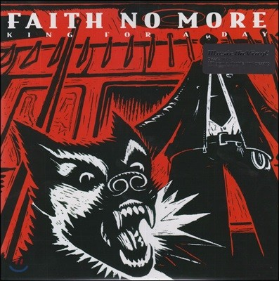 Faith No More - King For A Day 페이스 노 모어 5집 [2LP]