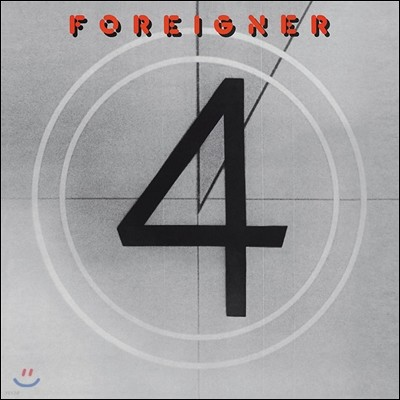Foreigner - 4 포리너 4집 [LP]