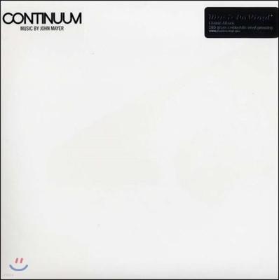 John Mayer - Continuum + 1 존 메이어 3집 [2LP]
