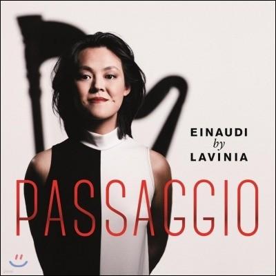 Lavinia Meijer 루도비코 에이나우디: 하프 연주집 (Passaggio: Einaudi By Lavinia) 라비니아 메이예르