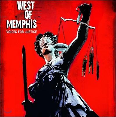 웨스트 오브 멤피스 영화음악 (West Of Memphis - Voices Of Justice OST) [2 LP]