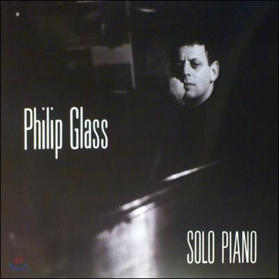 Philip Glass 필립 글래스: 솔로 피아노 [독주집] (Solo Piano) [LP]