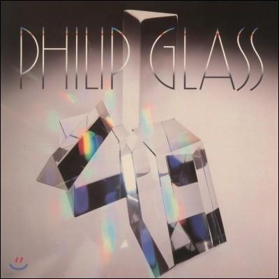 Philip Glass Ensemble 필립 글래스: 글래스웍스 (Philip Glass: Glassworks) [LP]