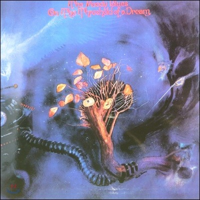 The Moody Blues (무디 블루스) - On The Threshold Of A Dream [LP]