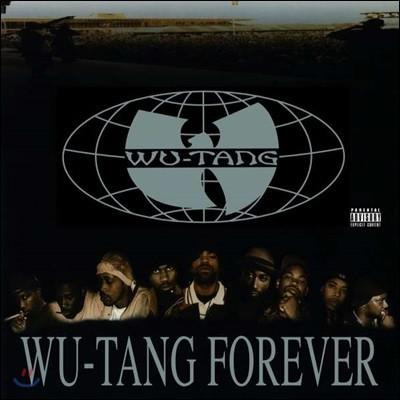 Wu-Tang Clan (우 탱 클랜) - Forever [4LP]